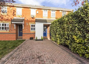 Thumbnail 2 bed terraced house for sale in Fletcher Close, London
