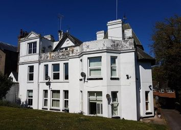Thumbnail 2 bed flat for sale in Walmer Castle Road, Deal, Kent