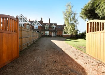 Butler Road, Bagshot GU19. 5 bed link-detached house for sale