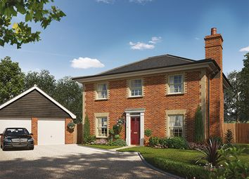 Thumbnail 4 bed detached house for sale in Nightingale Meadows, Leiston