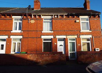 Thumbnail 2 bed terraced house for sale in Marlborough Road, Kirkby In Ashfield, Nottingham, Nottinghamshire
