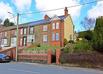 Thumbnail 3 bed end terrace house for sale in Alexandra Terrace, Llantwit Fardre, Pontypridd