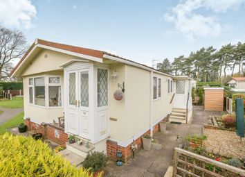 Thumbnail 3 bedroom mobile/park home for sale in Holyhead Road, Albrighton, Wolverhampton