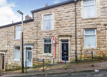 Thumbnail 3 bed terraced house for sale in Scholes St, Off Harwood St, Darwen, Lancashire
