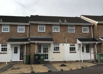Thumbnail 2 bed terraced house to rent in Cudworth Mead, Grange Park, Hedge End, Southampton