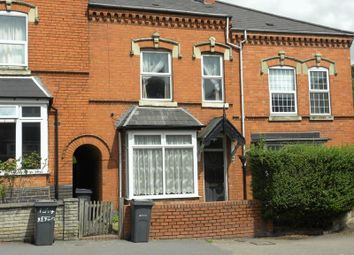 Thumbnail 3 bed terraced house to rent in Warwick Road, Acocks Green, Birmingham B27, Birmingham,