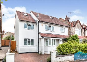 Thumbnail 5 bed detached house for sale in Hollyfield Avenue, London
