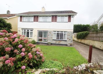 Thumbnail Detached house for sale in Wreford Close, St. Columb