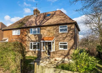 Thumbnail 4 bed semi-detached house for sale in Chequers Hill, Bough Beech, Edenbridge