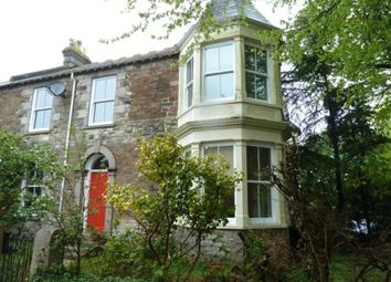Thumbnail 4 bed semi-detached house to rent in Claremont Road, Redruth