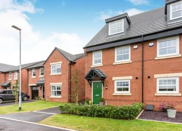 Thumbnail 3 bed semi-detached house for sale in Mellor Field Close, Sandbach, Cheshire