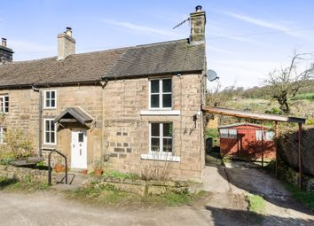 Thumbnail 3 bed semi-detached house for sale in Moor End, Beeley, Matlock