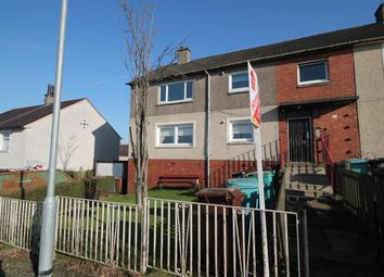 Thumbnail 2 bedroom flat for sale in Corsewall Street, Coatbridge