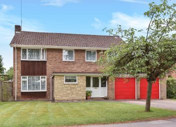 Thumbnail 4 bedroom detached house for sale in Springfield Road, Camberley, Surrey