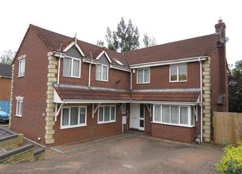 Thumbnail 6 bed detached house for sale in Ashton Grove, Wellingborough