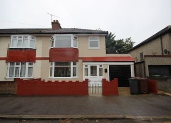 Thumbnail 3 bed terraced house to rent in Kenneth Road, Chadwell Heath, Romford