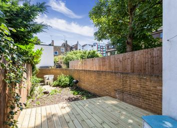 Thumbnail 1 bed flat to rent in Grafton Crescent, London