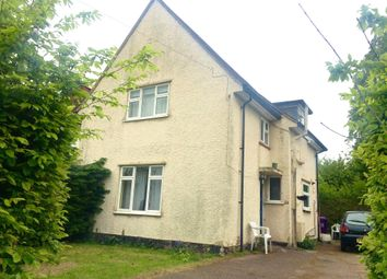 Thumbnail 3 bed end terrace house for sale in The Crescent, Letchworth Garden City