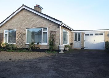 Thumbnail 2 bed bungalow for sale in Homefield Paddock, Beccles