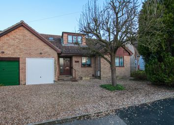 Thumbnail 4 bed semi-detached bungalow for sale in Northfield, Girton, Cambridge