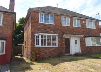 Thumbnail 3 bed semi-detached house to rent in Longstone Road, Great Barr, Birmingham