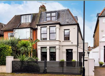 Homefield Road, London W4. 5 bed semi-detached house for sale