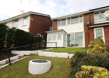 Thumbnail 3 bed end terrace house for sale in Anthony Drive, Caerleon, Newport