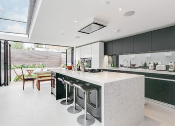 Thumbnail 4 bed terraced house for sale in St. Dionis Road, London