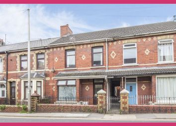 Thumbnail 3 bed terraced house for sale in Chapel Street, Pontnewydd, Cwmbran