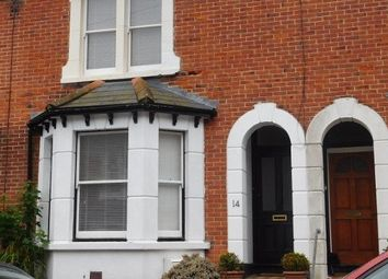 Thumbnail 3 bed terraced house to rent in Clarence Road, Ventnor