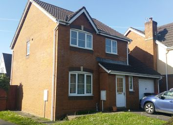 Thumbnail 3 bed detached house to rent in Bluebell Way, Afon Village, Rogeratone
