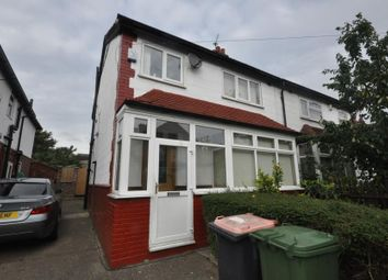 Thumbnail 3 bedroom property to rent in Brudenell Road, Hyde Park, Leeds