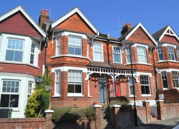 Thumbnail 4 bed terraced house for sale in Gore Park Road, Eastbourne