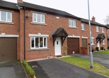 Thumbnail 3 bed town house for sale in Hall View Close, Gorstage, Northwich