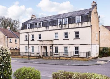 Thumbnail 2 bed flat for sale in Eveleigh Avenue, Bath