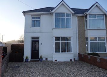Thumbnail 3 bedroom semi-detached house for sale in Chapman Street, Llanelli
