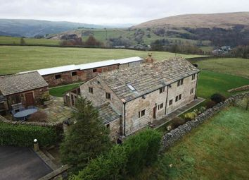 Thumbnail 5 bed detached house for sale in Inchfield Road, Walsden, Todmorden