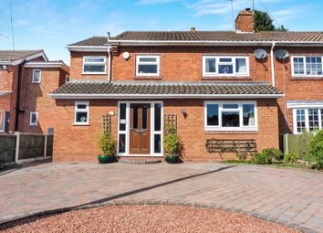 4 bed semi-detached house for sale in Woodgate Way, Belbroughton, Stourbridge DY9