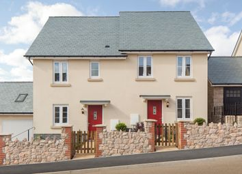 "Thumbnail 2 bedroom semi-detached house for sale in ""Tiverton"" at Windsor Avenue, Newton Abbot"