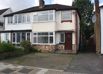 Thumbnail 4 bed semi-detached house for sale in Aldridge Avenue, Stanmore, Middlesex