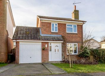 Thumbnail 3 bed detached house for sale in Church View, Marham, King's Lynn