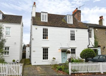 Thumbnail 3 bed end terrace house for sale in Rectory Place, Hawkwood Lane, Chislehurst