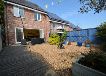 Thumbnail 4 bedroom end terrace house for sale in Martin's Score, Lowestoft