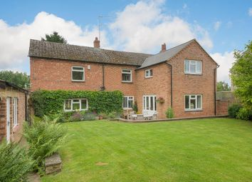 Thumbnail 4 bed detached house for sale in Church Lane, Nether Heyford, Northampton