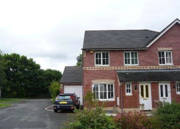 Thumbnail 3 bed property to rent in Islawen Meadows, Pencoed, Bridgend