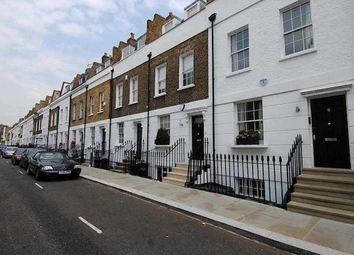 Thumbnail 2 bedroom mews house to rent in Hasker Street, London
