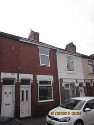 Thumbnail 2 bed terraced house to rent in Clifton Street, Newcastle Under Lyme