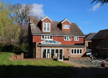 Thumbnail 5 bed detached house for sale in Telegraph Hill, Higham, Rochester