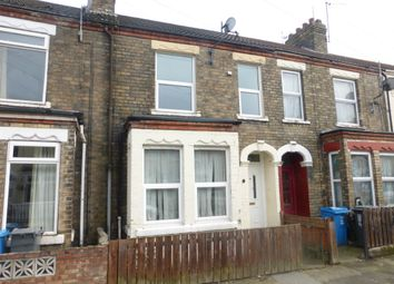 Thumbnail 3 bed terraced house for sale in St. Matthew Street, Hull