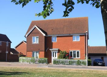 Thumbnail 4 bed detached house for sale in Rivenhall Way, Hoo, Kent